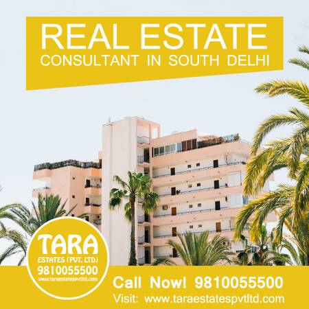 Real estate consultants in south delhi, Property dealers