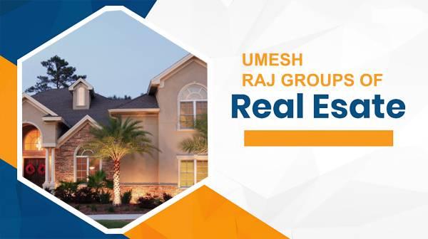 Umeshraj group of real estate offer luxury for reasonable