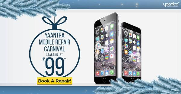 Yaantra | IPhone Screen Repair at Home in Delhi, NCR |