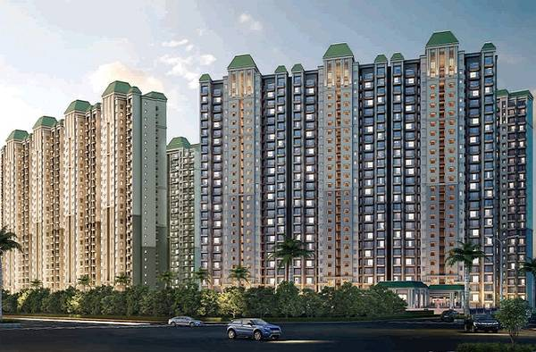 ATS Destinaire: 3 & 4 BHK + Servant Apartments in Sector 1