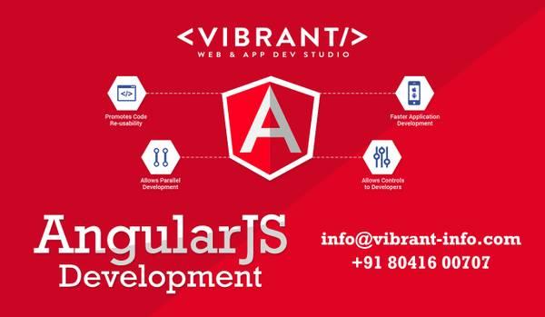 Angular JS development company India
