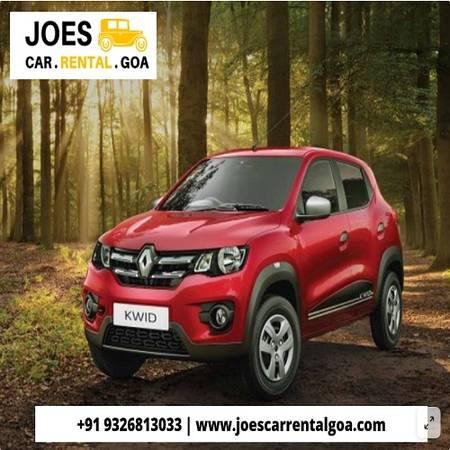 Car rental service in Goa - Joe's Car rental