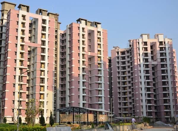 ELDECO Saubhagyam – Ready to move 2BHK+Store Flat in 50