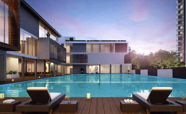 Godrej Meridien: 2/3/4 BHK Luxury Apartments in Gurgaon
