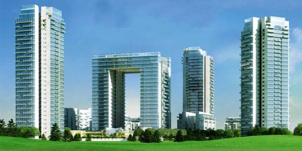 IREO Grand Arch – Ready to Move-in 3 & 4BHK with SQ Flat