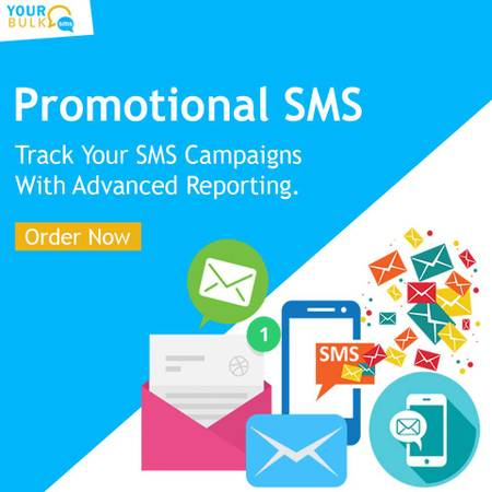 Promotional Bulk SMS Service Provider India