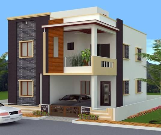 Duplex Villas for Sale in Bowrampet