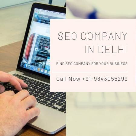 Find the best SEO Company in Delhi for your business