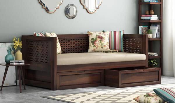 Grab best offers on wooden divan in Chennai - WoodenStreet