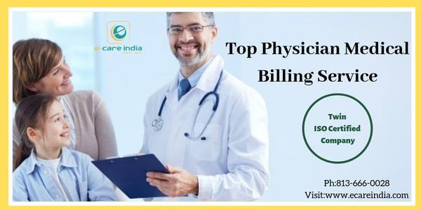 Top Physician Medical Billing Services