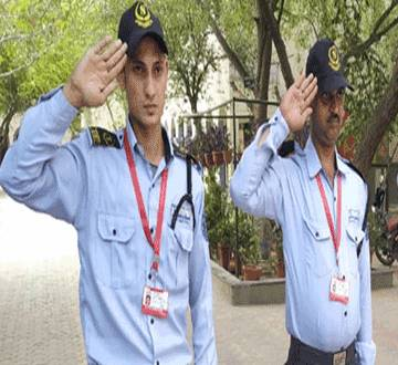 security guard services mayur vihar