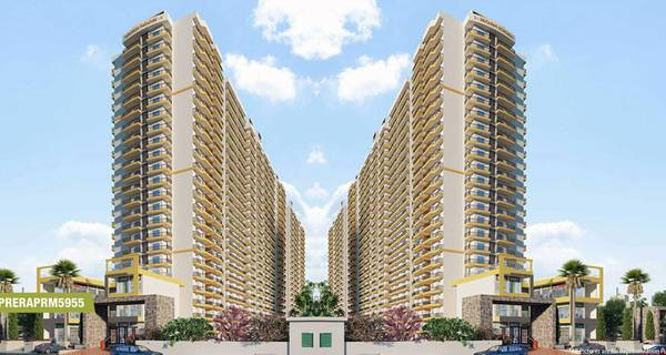 Book now 3 BHK + Study in Windsor paradise|