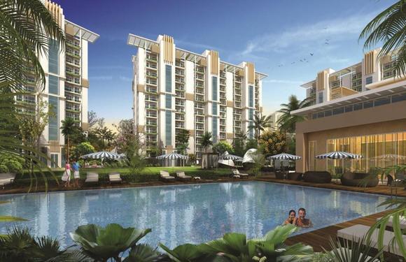 Enjoy Luxurious living in Spacious Apartments