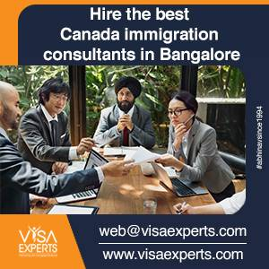 Hire the best Canada immigration consultants in Bangalore
