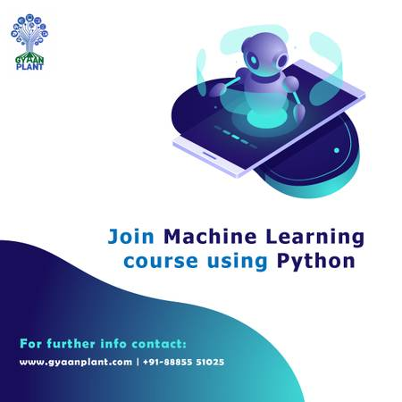Machine Learning with Python training | Gyaanplant.