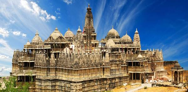RELIGIOUS SIGHTS TOUR OF UDAIPUR