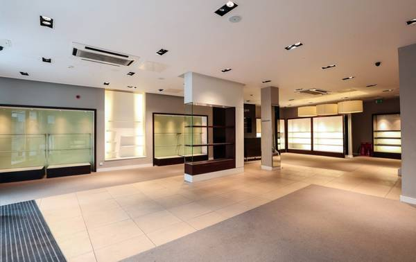 First Floor Retail Space Rent Connaught Place - CP Delhi