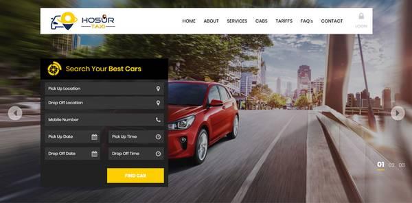 HosurTaxi| Get Best car rental service in Hosur