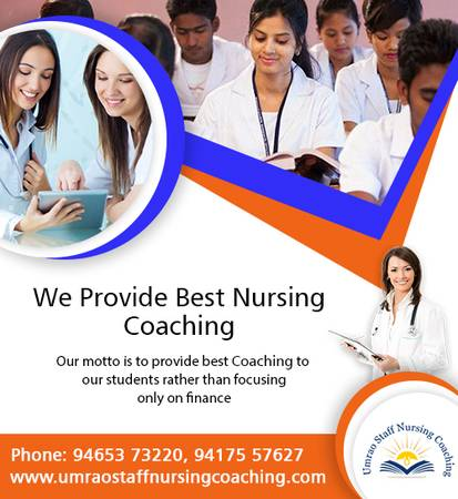 Institute for Staff Nurse Coaching in Himachal