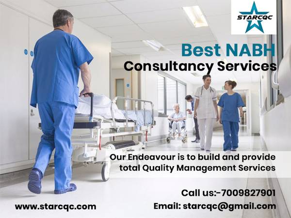 NABH Consultancy in Delhi for Hospital Accreditation