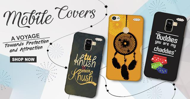 BUY FUNKY STYLISH MOBILE COVERS CASES ONLINE IN INDIA