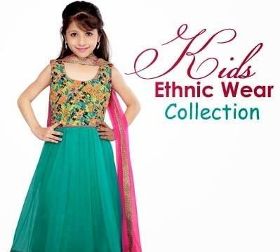 Buy Ethnic Wear For Kids Online