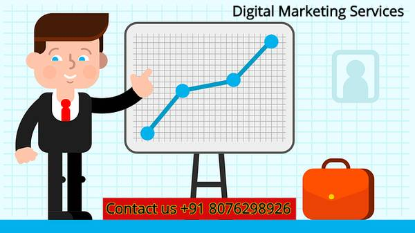 Digital Marketing services in Delhi/NCR
