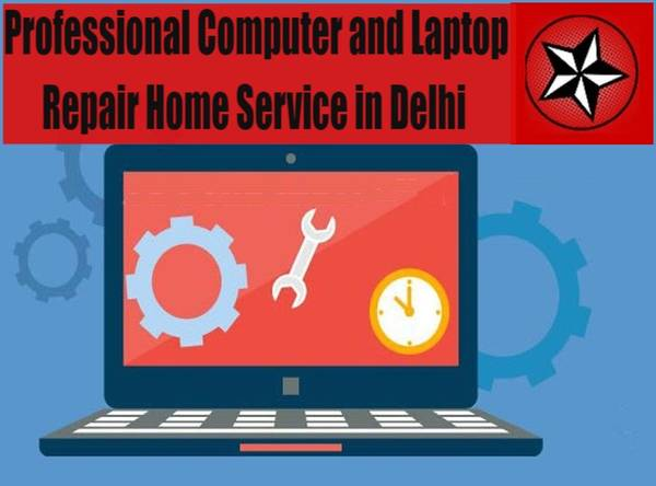 Professional Computer and Laptop Repair Home Service in
