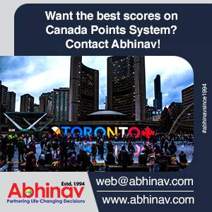 Want the best scores on Canada Points System? Contact