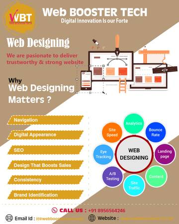 Web Booster Tech: The Best Digital Marketing Company in