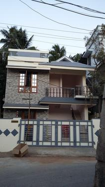 1 BHK for Rent in the 1st floor a house at JPN West Fort