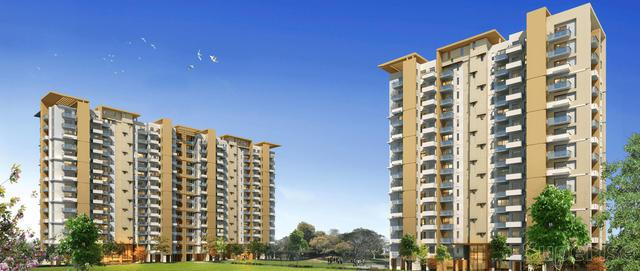 3 BHK Apartment in Imperial Gardens Dwarka Expressway