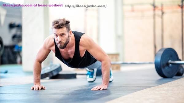 fitness jazba at home workout