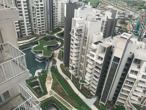 IREO Victory Valley – Ready to move-in 3/4/5 BHK at Golf