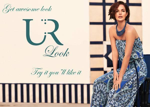 URG|UR looks clothes