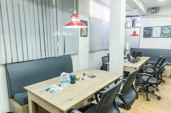 Best shared office space in delhi