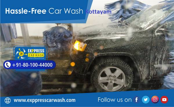 Car Wash Service in Kottayam by Skilled Member