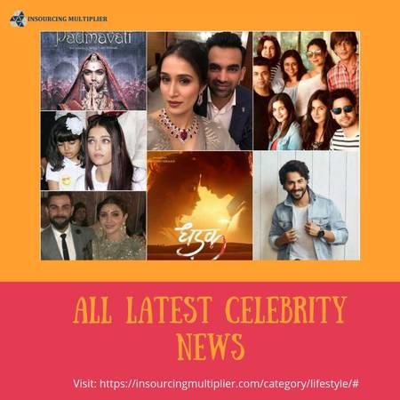 International news Celebrity news