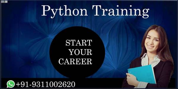 Python with Machine Learning Training in Delhi