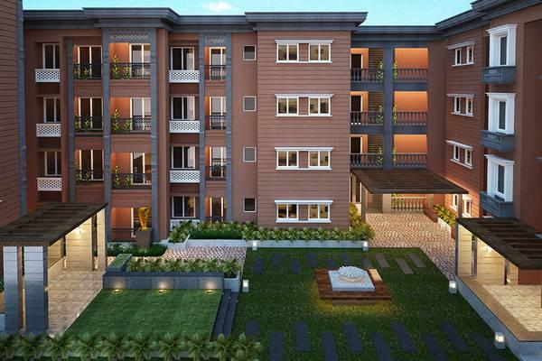 2 bhk, 3 bhk Apartments for sale in Kolapakkam