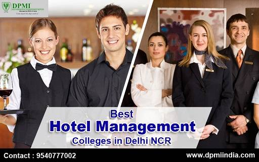 Best Hotel Management colleges in Delhi NCR