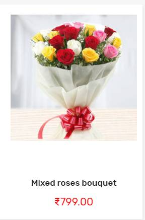 Buy flowers online in Noida