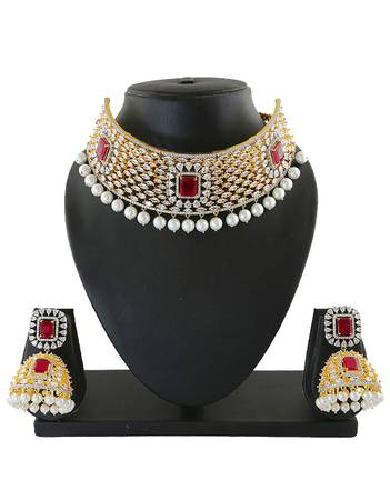 Explore Collection of Necklace Set from Anuradha Art