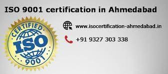 Best consultant for ISO  certification in Ahmedabad
