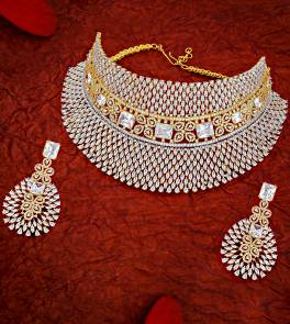 Get Diamond Jewellery for Women at Anuradha Art Jewellery