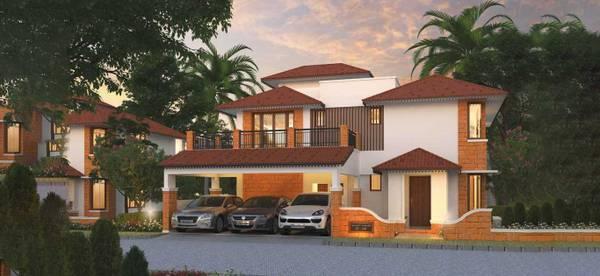 Lavish villas for sale in Prestige Palm Residences