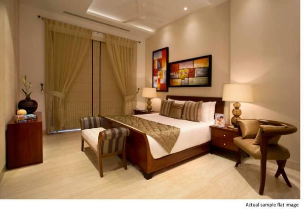 Ambience Creacions: 3 BHK Apartments in Sector 22, Gurugram