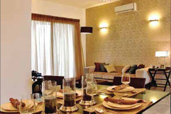 Emaar Imperial Gardens: Ready to move 3BHK+Utility+Lounge in