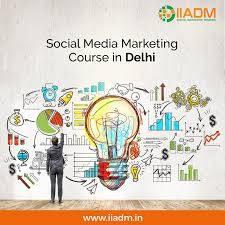 Social media course in Delhi