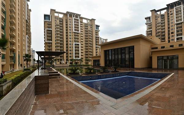 Emaar Palm Gardens – Ready to move 3BHK+SQ at Sector 83,